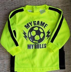 17c5a5e5b07 Koala Kids Shirts & Tops   Baby Boy Soccer Shirt   Poshmark